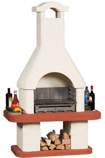 Barbecue masonry