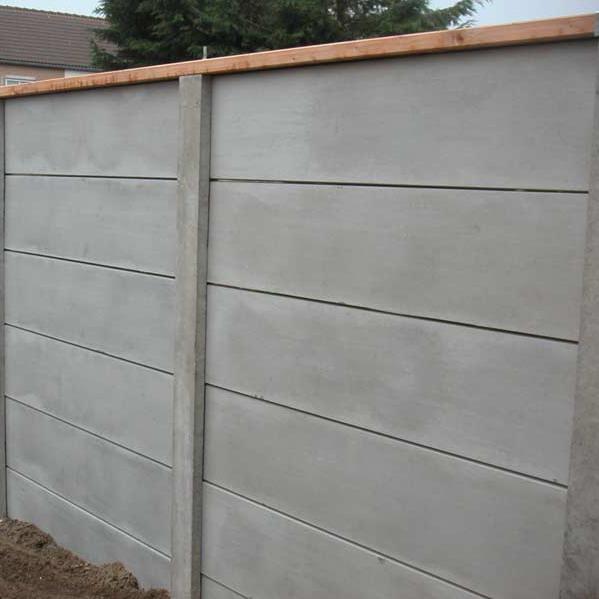 Concrete Fence Basic