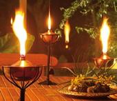 Garden torch