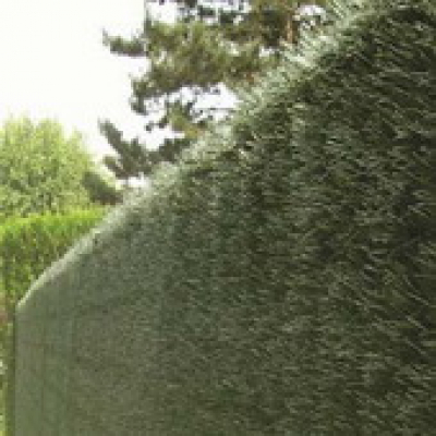 Image of Artificial Hedge fencing