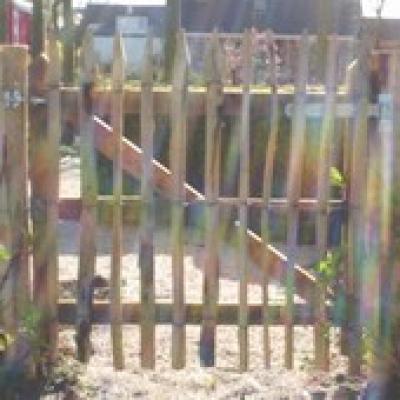 Intergardshop.co.uk: Oak frame incl.
